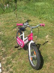 Hudora Kinderfahrrad Mädchenfahrrad Fahrrad 16