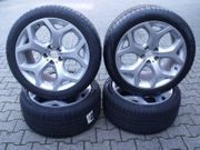 BMW X6 X5 WINTERREIFEN KOMPLETTRADSATZ