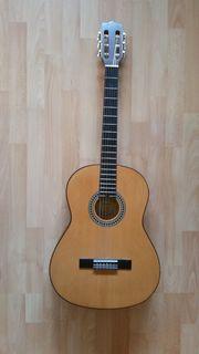 Verkaufe eine Akustische Gitarre mit