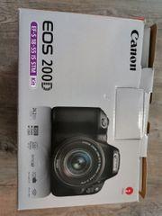 Canon EOS 200D Kamera Stativ