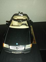 Modellauto Mercedes 500L von Maisto