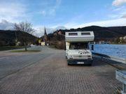 Wohnmobil Km Stand 93 300