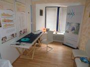 Praxisraum für Massage usw an