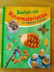 Bastelbuch Naturmaterialien