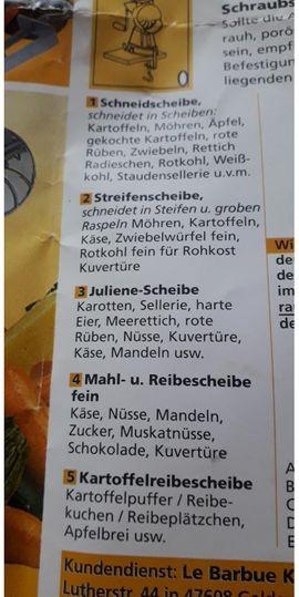 Bild 4 - Drehmatic der Allesschneider - Stuttgart Bad Cannstatt