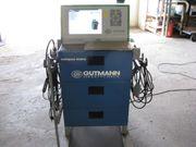 Abgastester Gutmann GM3 4 Gas