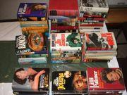 50 Romane gebundene Bücher
