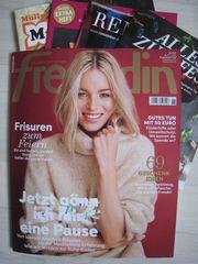 NEU ungelesen Zeitschrift Freundin 26