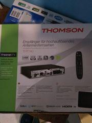 DVBT Receiver und Antenne