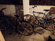 4 Fahrräder