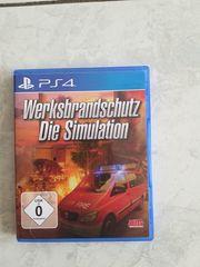 Werkbrandschutz Die Simulation für PS4