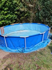 Intex Pool 366x76 mit Sandfilter