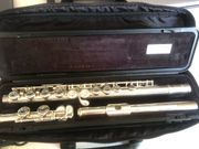 Yamaha Querflöte 211 established in
