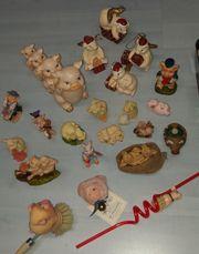 Schweinesammlung