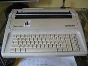Olympia Carrera Elektronische Schreibmaschine