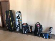Kitsurfing Kit