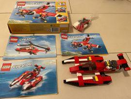 Spielzeug: Lego, Playmobil - 4 x LEGO CREATOR-SETS 31046