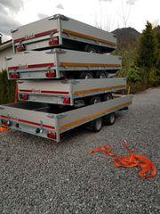 Multitransporter wieder am Lager