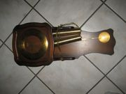 alte Palass Pendeluhr Uhr Standuhr