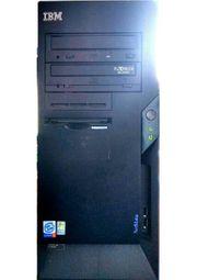 Funktionsfähiger IBM Desktop PC zu