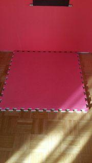 Steck-Gymnastikmatten 10 Stück