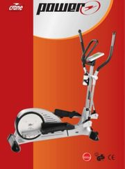 Crane Sports Power X6 Crosstrainer