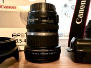Canon EF-S 10-22mm f 3