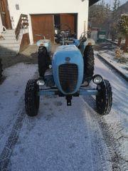 Traktor Güldner AK 7