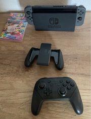 Nintendo Switch Pro Controller Mario