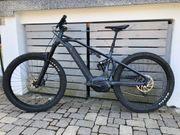 E-Mountainbike Mondraker ECrafty Stealth Grey