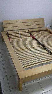Doppelbett Bett 180x200cm inkl Lattenrost