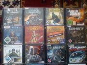 PC Games Sammlung