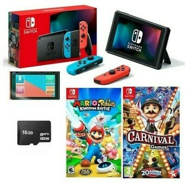 Nintendo Switch riesiges Bundle