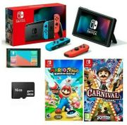 Nintendo Switch riesiges Bundle