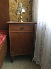 Nachtkommoden 2x Antiquität oder Antik