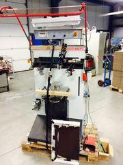 Siebdruckmaschine Isimat 1000P