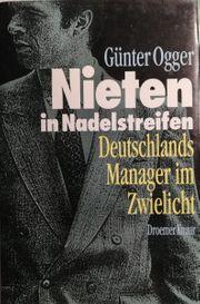 Nieten in Nadelstreifen Deutschlands Manager