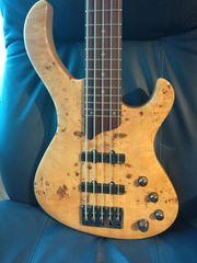 ESH Various 5 string Bass