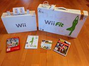 Nintendo Wii Spielekonsole