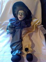 Verkaufe diese Porzellan Puppe von