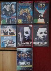 DVDs von A bis Z