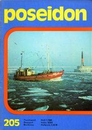 DDR Zeitschrift poseidon - Maritimes 01