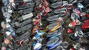 Motorroller Verschrottung Motorrad verschrotten