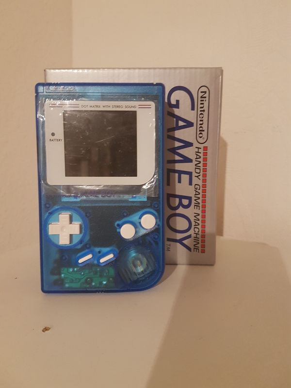 Gameboy Classic mit Q5 OSD