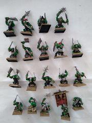 Warhammer Orks und Goblins 19