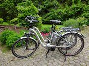 2 E-Bikes Flyer Modell C8R