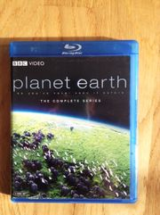BBC Blu-ray Cisc Planet Earth