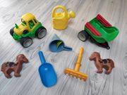 Sandsachen für Kinder 8 Teile -