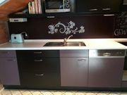 Einbauküche inkl Herd Set Spülmaschine