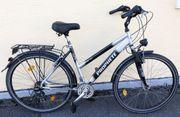 PROPHETE 21-Gang Alu Damen City-Fahrrad
